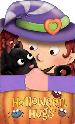 Halloween Hugs (Board Book)