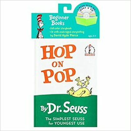 Hop on Pop Book and CD (Paperback)