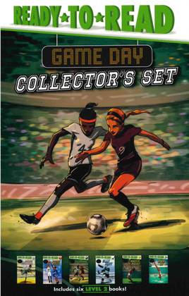 Game Day Collector's Set: Level 2 Set of 6 (Paperback)