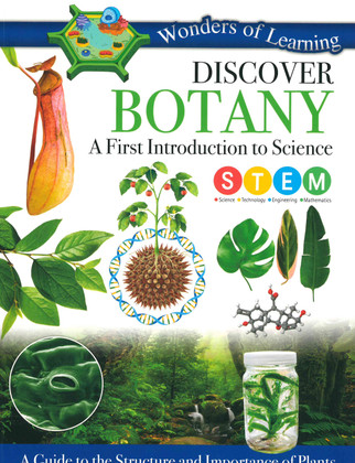 Discover Botany: Wonders of Learning (Paperback)