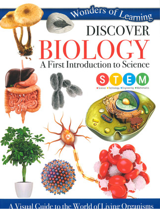 Discover Biology: Wonders of Learning (Paperback)