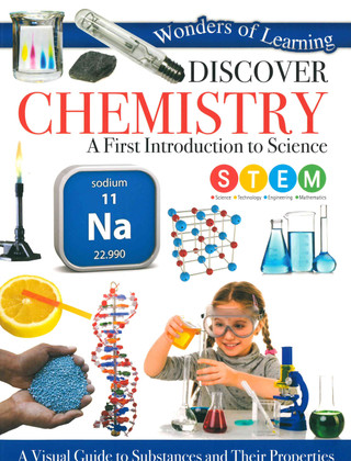 Discover Chemistry: Wonders of Learning (Paperback)