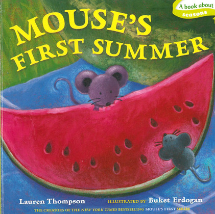 Mouse's First Summer (Board Book)