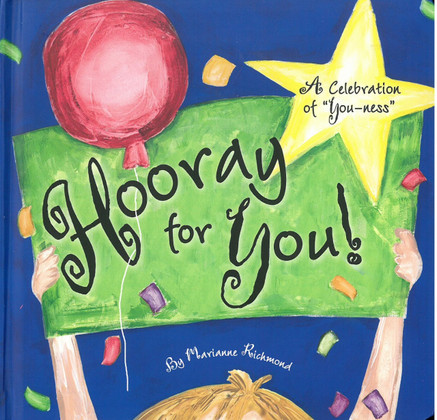 "Hooray for You! A Celebration of ""You-ness"" (Board Book)"