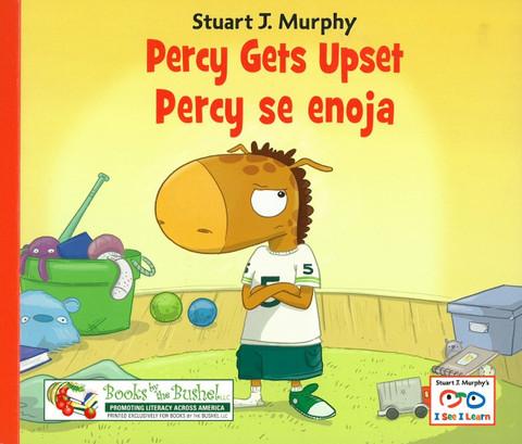 Z/CASE OF 120 - Percy Gets Upset/Percy se enoja: Bilingual (Paperback)