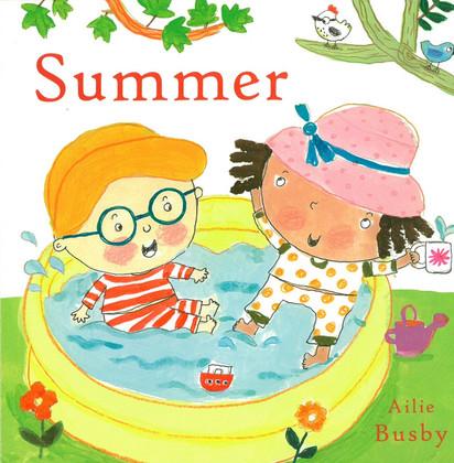 Summer: Seasons (Board Book)