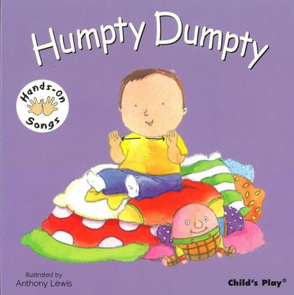 Humpty Dumpty: Hands-On Songs (Board Book)