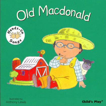 Old MacDonald: Hands-On Songs (Board Book)