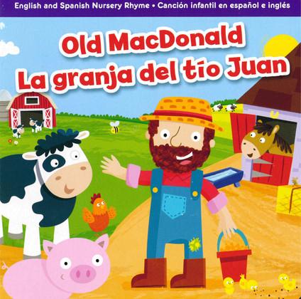 Old Macdonald: Bilingual (Board Book)