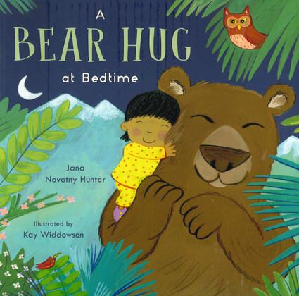 A Bear Hug At Bedtime (Paperback)