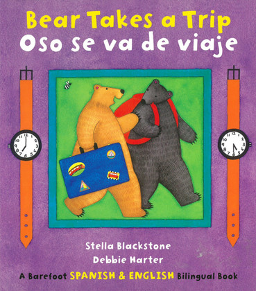 Z/CASE OF 120-Bear Takes a Trip / Oso se va de viaje (Paperback)