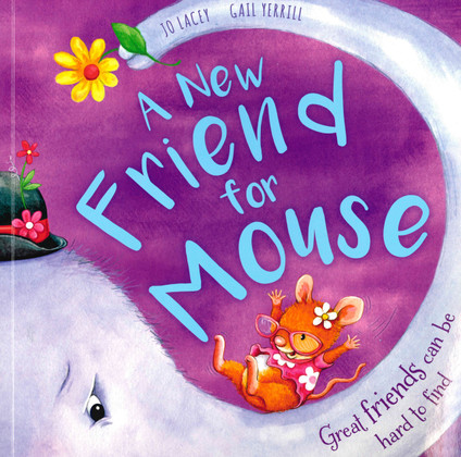 A New Friend for Mouse (Paperback)
