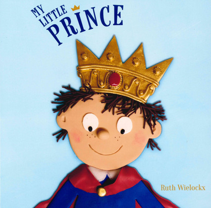 My Little Prince (Board Book)