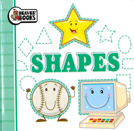 Shapes (Chunky Board Book 3.5 x 3.5 x .25 inches)