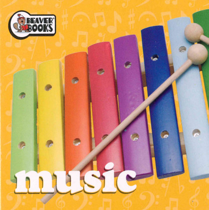 Music (Chunky Board Book)