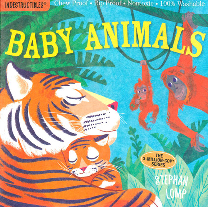 Baby Animals (Indestructibles)