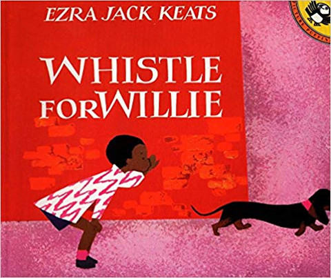 Whistle For Willie (Paperback)