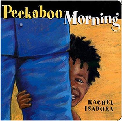 Peekaboo Morning! (Board Book)
