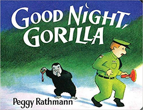 Good Night, Gorilla (Board Book)