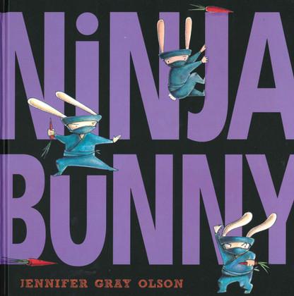 Ninja Bunny (Hardcover)