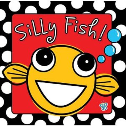 Silly Fish: Busy Baby (Bath Book)