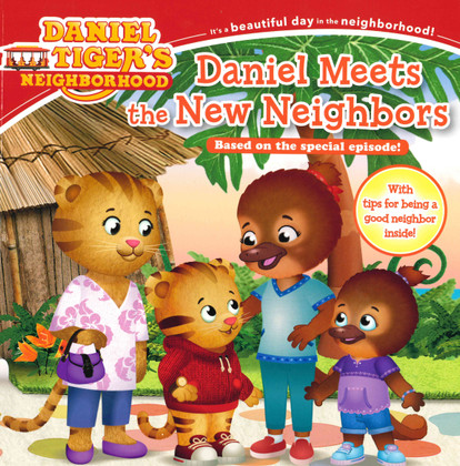 Daniel Meets the New Neighbors (Paperback)