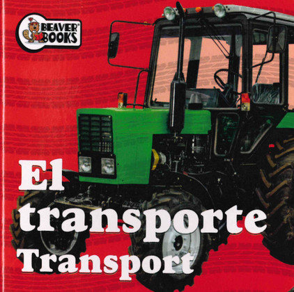 Transport Bilingual (Chunky Board Book)
