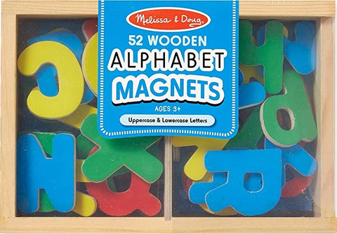 Alphabet Magnets (Melissa & Doug)-Special Buy!
