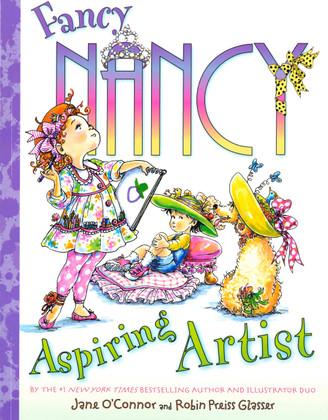 Aspiring Artist:  Fancy Nancy (Paperback)