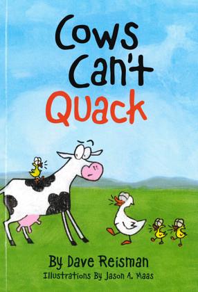 Cows Can't Quack (Paperback)