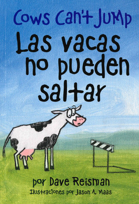 Cows Can't Jump (Spanish/English) (Paperback)