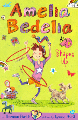 Amelia Bedelia Shapes Up! (Paperback)