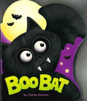 Boo Bat (Board Book)