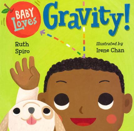 Baby Loves Gravity? (Board Book)