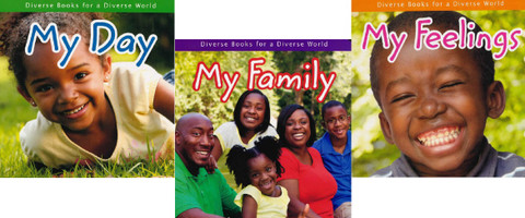 All About Me! Set of 3 (Board Book)