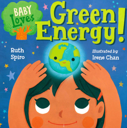 Baby Loves Green Energy! (Board Book)