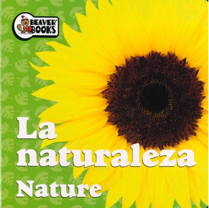 Z/CASE OF 80 - Nature Bilingual (Chunky Board Book 3.5 x 3.5 x .25 inches)