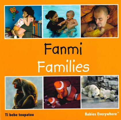 Families (Haitian Creole/English) (Board Book)