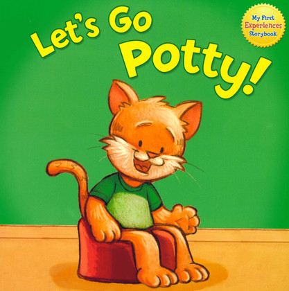 Let's Go Potty-My First Experiences (Paperback)