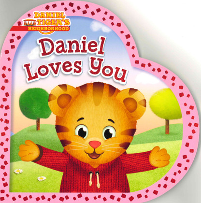 Daniel Loves You (Board Book)