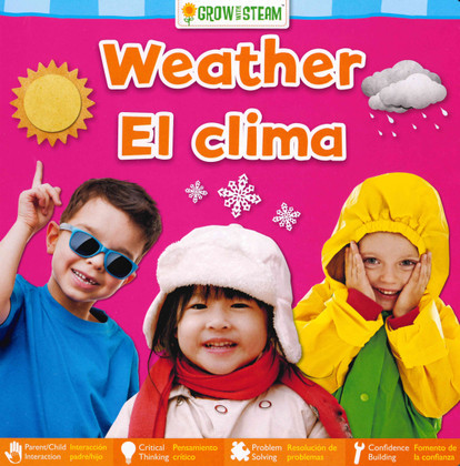 Weather / El clima (Board Book)