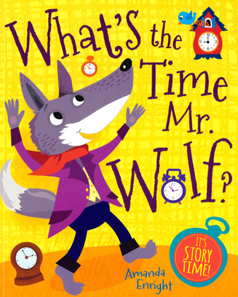 What's the Time Mr. Wolf? (Paperback)