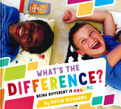 What's the Difference?  Being Different Is Amazing