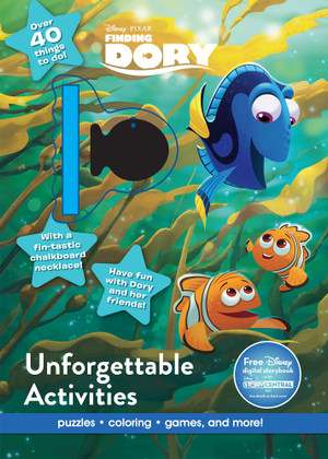 Unforgettable Activities: Finding Dory (Paperback)