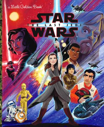 The Last Jedi: Star Wars (Hardcover)
