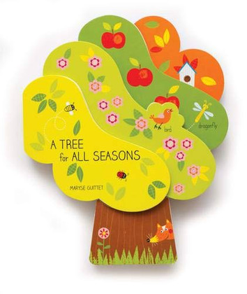 A Tree for All Seasons Lift-a-Flap (Board Book)