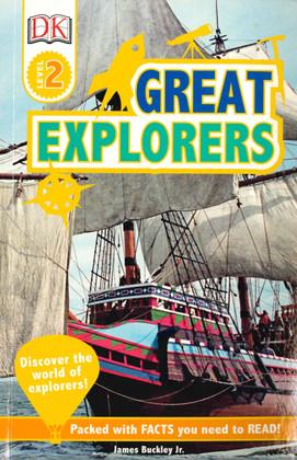 Great Explorers Level 2 (Paperback)