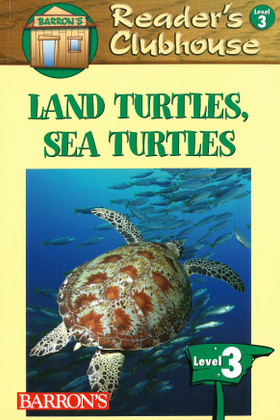 Land Turtles, Sea Turtles Level 3 (Paperback)
