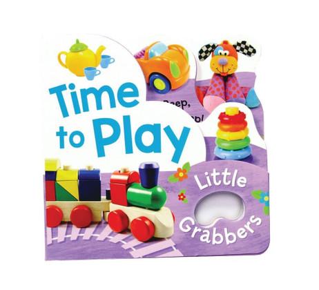 Time to Play (Foam Board Book)
