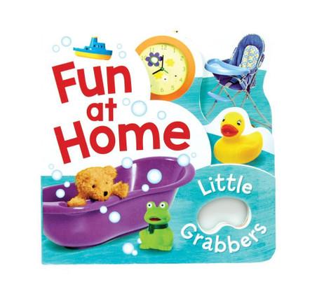 Fun at Home (Foam Board Book)